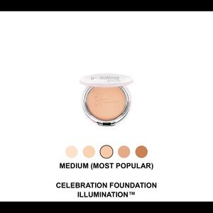 NEW IT Cosmetics Celebration Foundation Illuminati